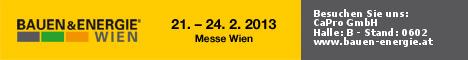 Bauen Energie Messe 2013