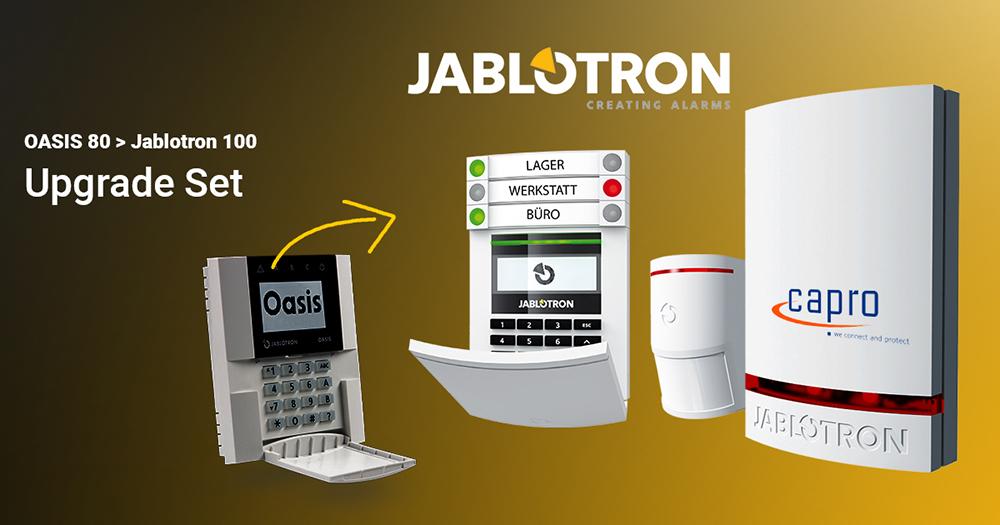 Jablotron Upgrade Set