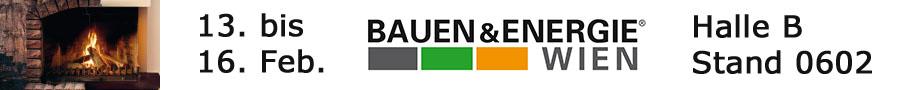 Bauen & Energie Messe Banner