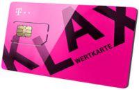 Klax Wertkarte
