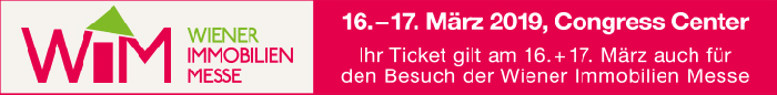 Wiener Immobilen Messe Banner