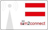 SIM2Connect Security SIM Card für Alarmanlagen