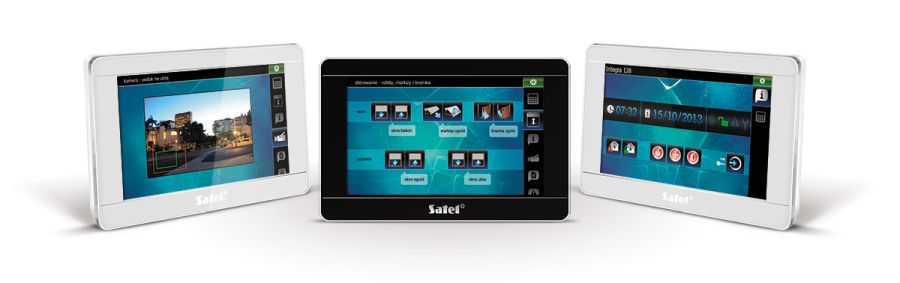Integra Touch Displays